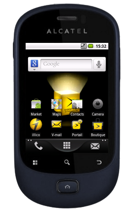Alcatel One Touch 908s