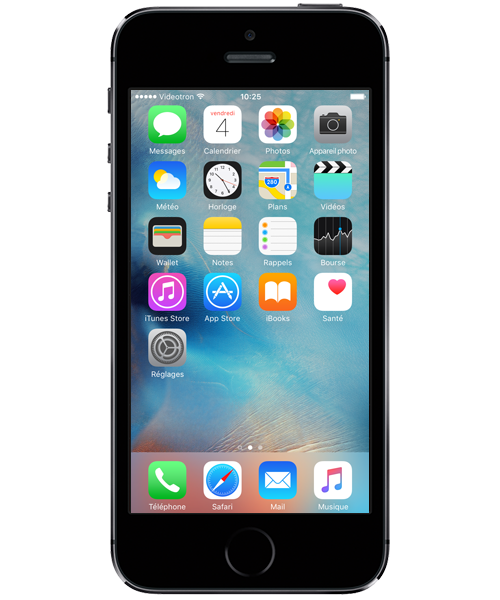 Apple Archived iPhone 5S (iOS 9)