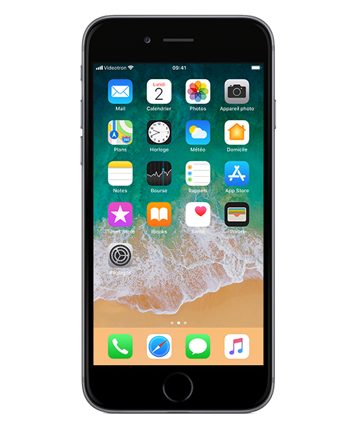 Apple iPhone 6 (iOS 11)