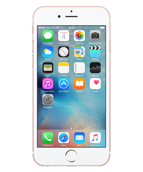Apple iPhone 6s (iOS 9)
