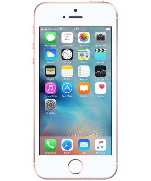 Apple Archived iPhone SE (iOS 9)