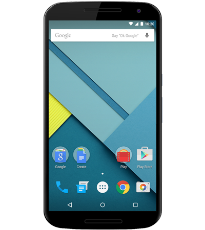 Google Nexus 6 Android L