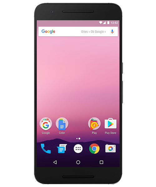 Google Nexus 6P Android N
