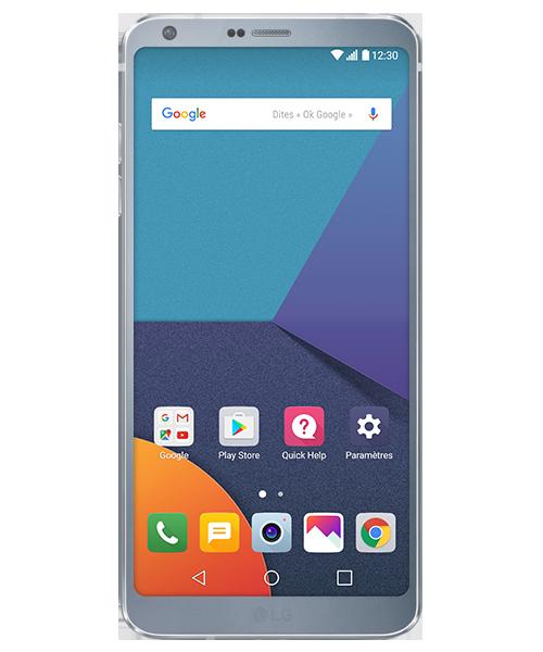 Using the FM Radio — LG G6