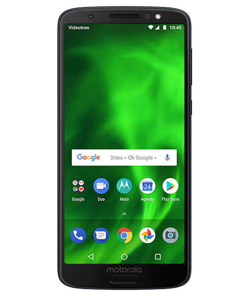 Importing Music from a PC — Moto G6