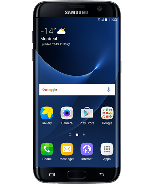 Using Samsung KNOX — Samsung Galaxy S7 Edge
