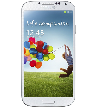 Changing the Keyboard Language — Samsung Galaxy S4